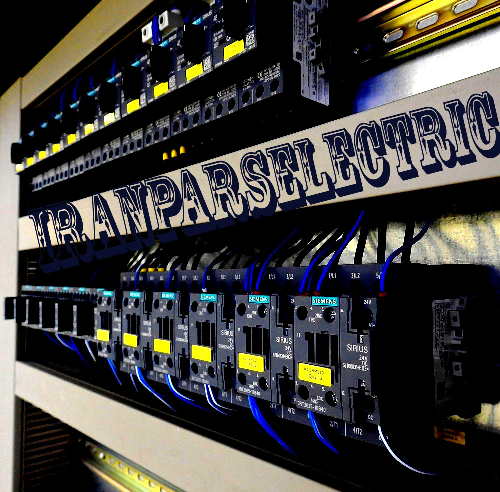 ارائه تجهیزات و خدمات کامل تابلو برق